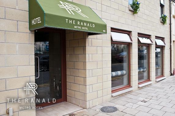 The Ranald Hotel, Oban