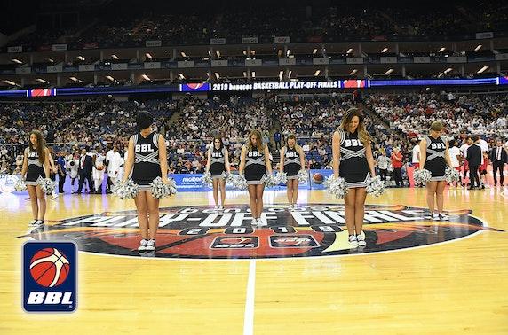 British Basketball League Trophy Final, Emirates Arena