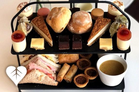 Brunch or afternoon tea, Falkirk