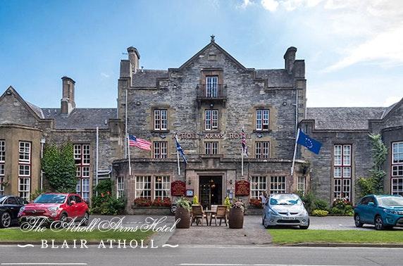 Atholl Arms Hotel, Blair Atholl