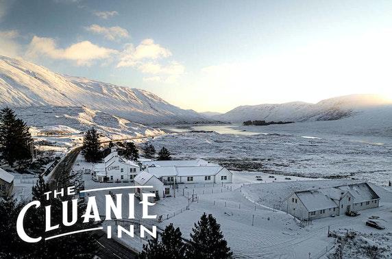 The Cluanie Inn, Glen Shiel