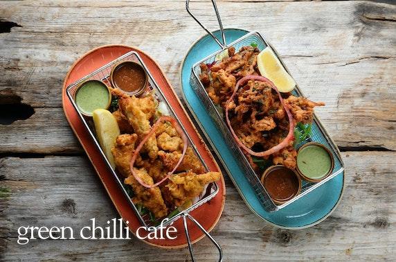Green Chilli Café sit in or takeaway