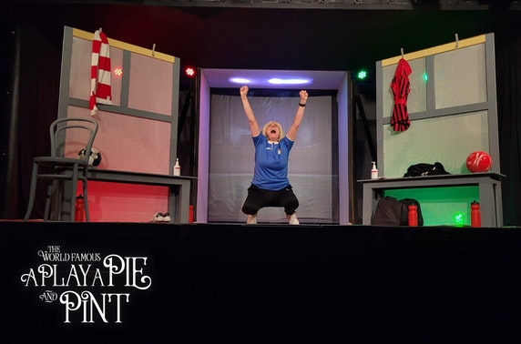 A Play, A Pie & A Pint