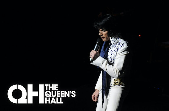 One Night of Elvis at The Queens Hall