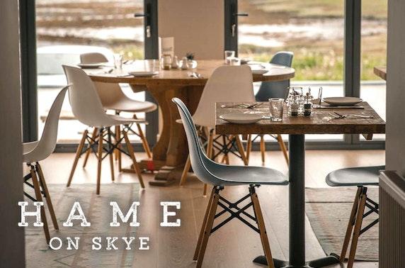 Hame Hotel, Isle of Skye