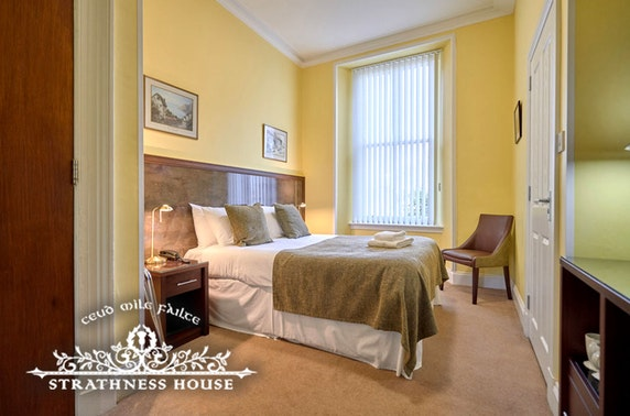 4* Strathness House, Inverness