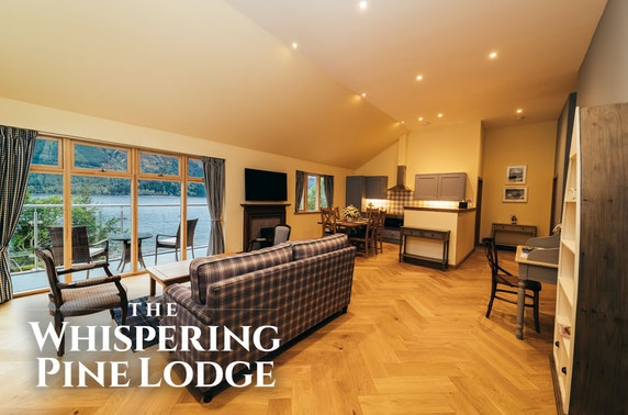 Self-catering stay, nr Fort William