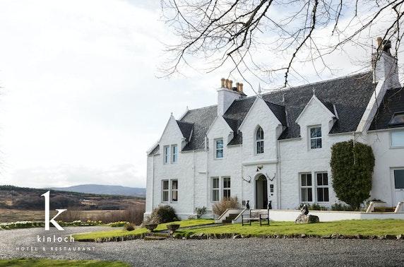 Kinloch Lodge luxury stay, Isle of Skye