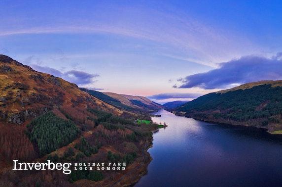 5* Loch Lomond self-catering winter break