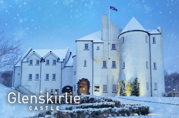 Santa's Magical Experience, Glenskirlie Castle