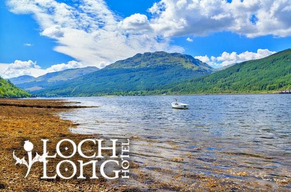 Loch Long Hotel DBB, near Loch Lomond
