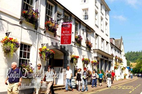 Royal Dunkeld Hotel getaway