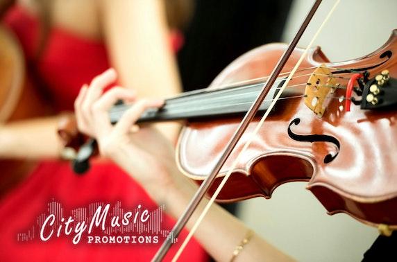 Vivaldi's Four Seasons at Christmas, Newcastle Cathedral