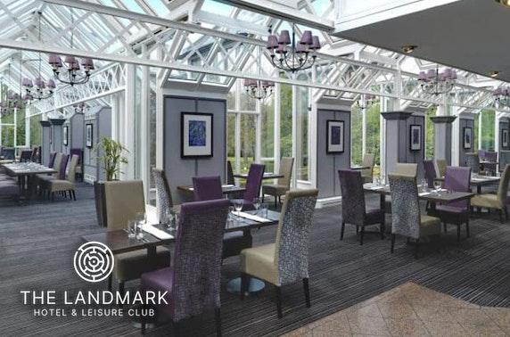 The Landmark Hotel luxury stay, Dundee