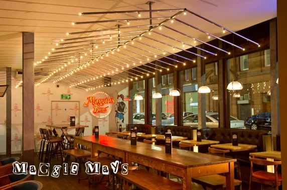 Maggie Mays, Merchant City