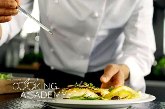 The Dundee Cooking Academy classes