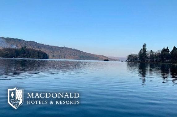 4* Lake District spa break