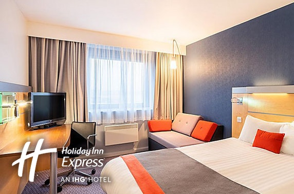 Holiday Inn Express Dundee stay