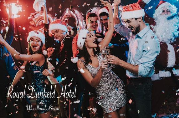 Christmas party getaway, Royal Dunkeld Hotel