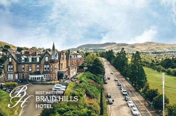 Edinburgh Morningside getaway