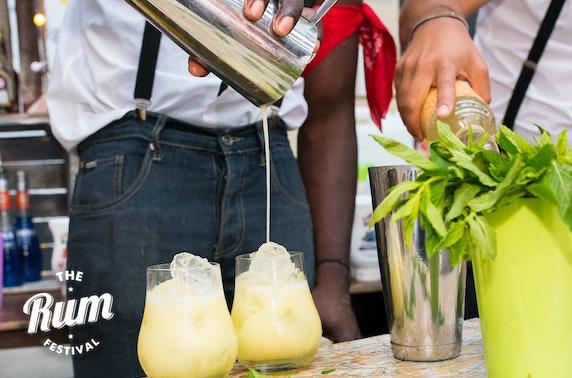 The Rum Festival at The Briggait