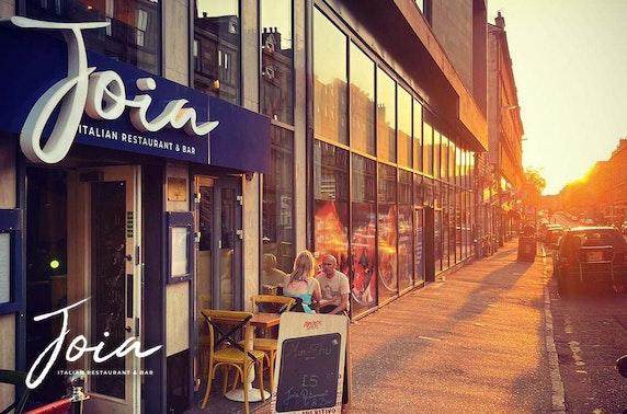 Brand-new Joia Italian Restaurant & Bar, Finnieston