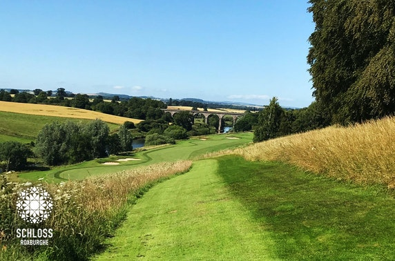 The Roxburghe Championship Golf Course
