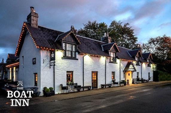 Aboyne getaway, The Boat Inn