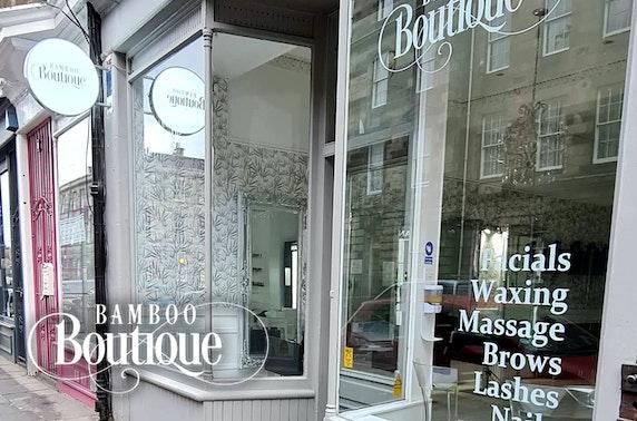 Bamboo Boutique cut & blow dry, Stockbridge