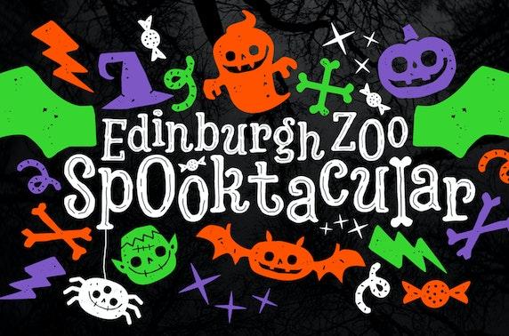 Edinburgh Zoo Spooktacular tickets