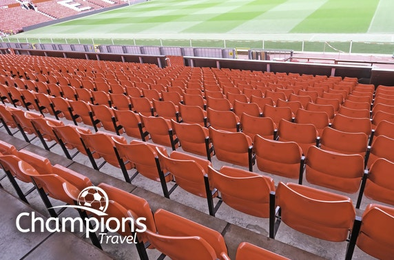 Manchester United FC Champions League tickets