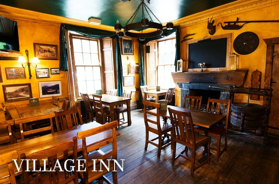 Village Inn stay, Arrochar