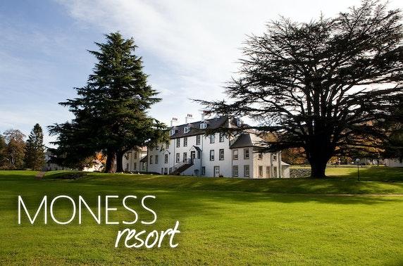 Moness Resort getaway