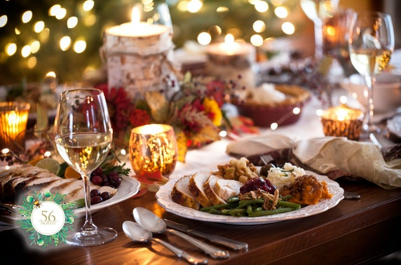 Festive dining, 56 North