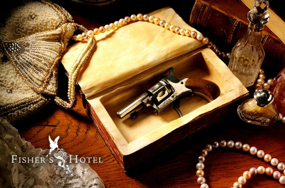Murder Mystery DBB, Pitlochry