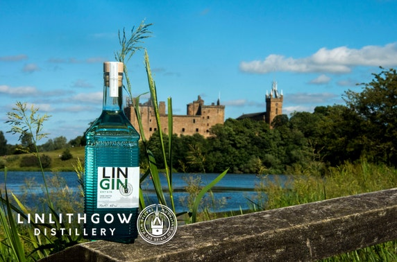 Linlithgow Distillery gins