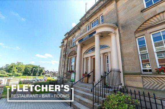 Fletcher's Stirling stay