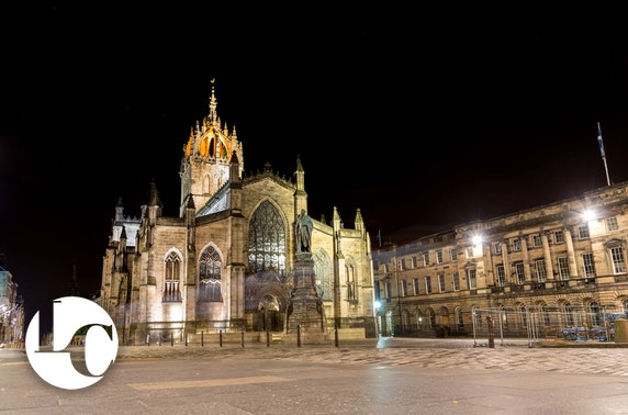Christmas Baroque by Candlelight, St. Giles' Cathedral