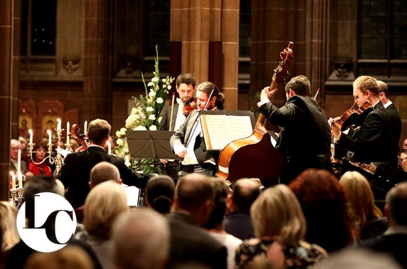 Viennese Christmas by Candlelight, St. Giles' Cathedral