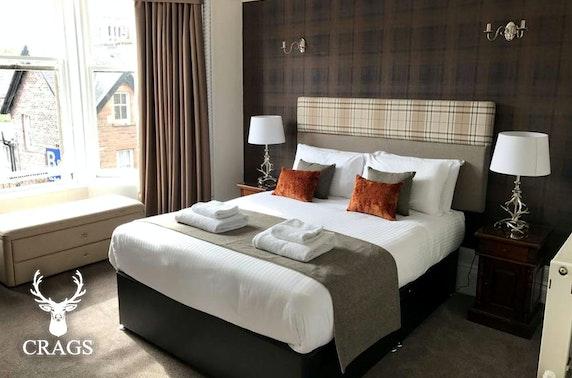 The Crags Hotel, Callander