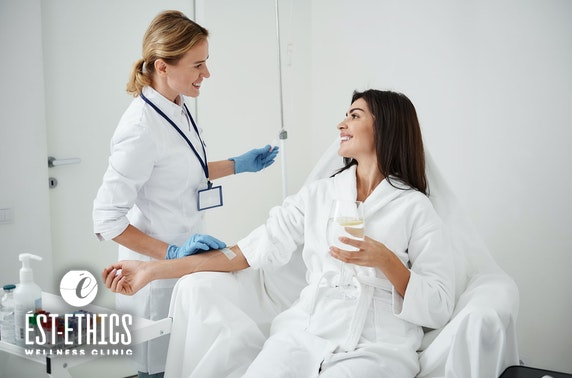 IV therapy treatments, City Centre