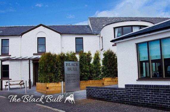 The Black Bull stay, nr Ayr