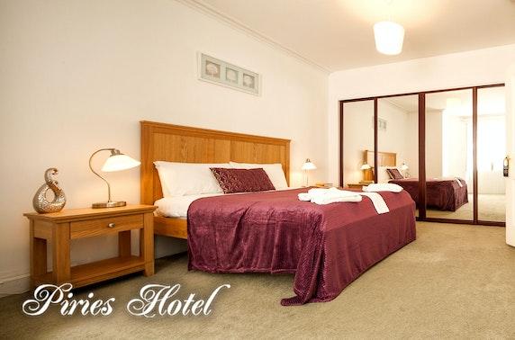 Piries Hotel, Haymarket