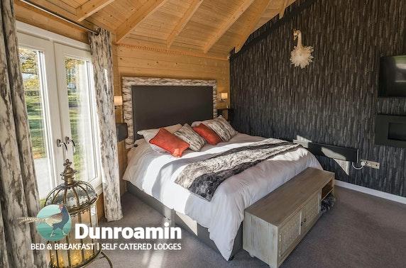 Dunroamin Lodge, Loch Lomond