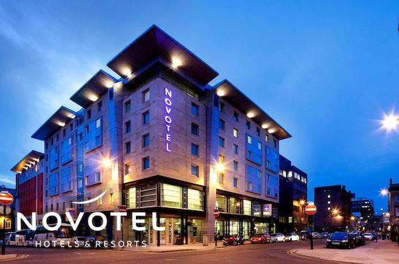 4* Novotel Glasgow stay