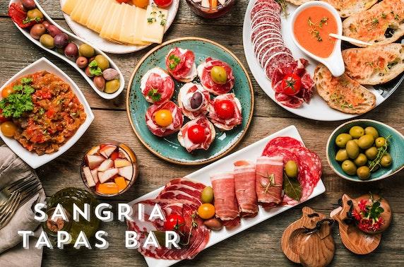 Authentic Spanish tapas, Sangria Restaurant