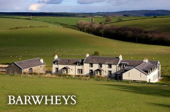 Luxury 5* Ayrshire group getaway