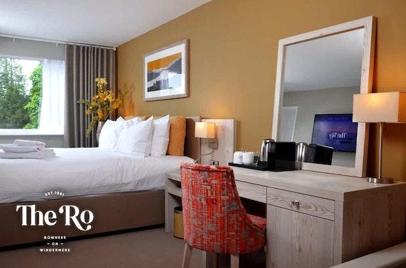 The Ro stay, Lake Windermere