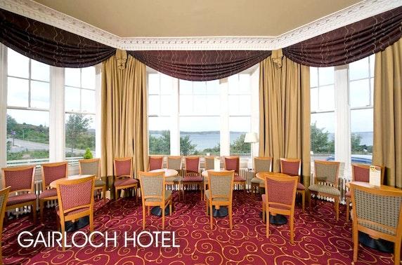 Gairloch Hotel break