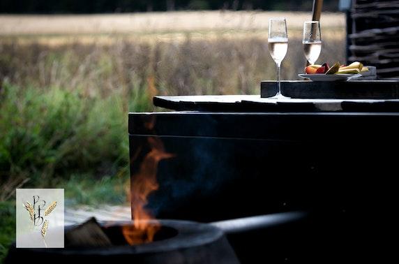 Bothy hot tub stay, Aberdeenshire